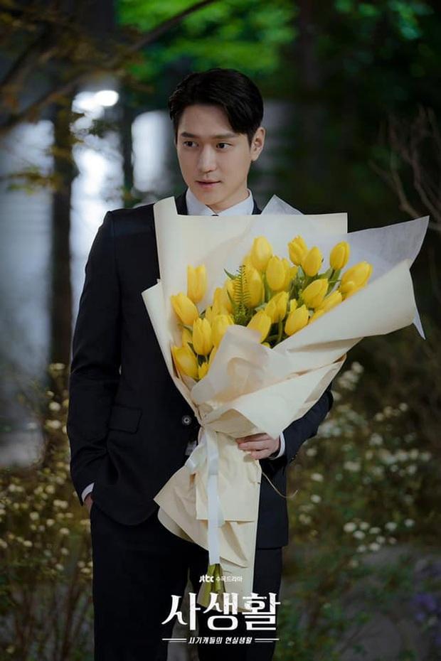 Gặp gỡ 5 lần đã chốt nhẫn cầu hôn ở Private Lives tập 2, ngỡ vớ bở từ nam thần nhưng Seohyun lầm rồi! - Ảnh 5.