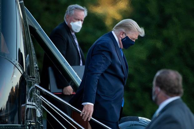 Đằng sau khả năng phục hồi thần tốc của Tổng thống Mỹ Donald Trump: Để được điều trị giống vậy, bạn sẽ phải tốn bao nhiêu tiền? - Ảnh 1.