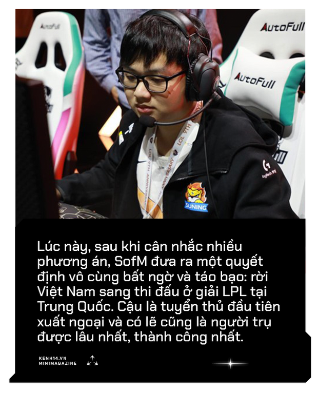 SofM: Tố chất của một thần đồng Việt Nam làm thay đổi cả lối chơi của Trung Quốc - Ảnh 6.