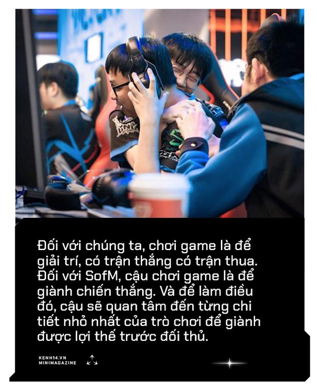 SofM: Tố chất của một thần đồng Việt Nam làm thay đổi cả lối chơi của Trung Quốc - Ảnh 4.