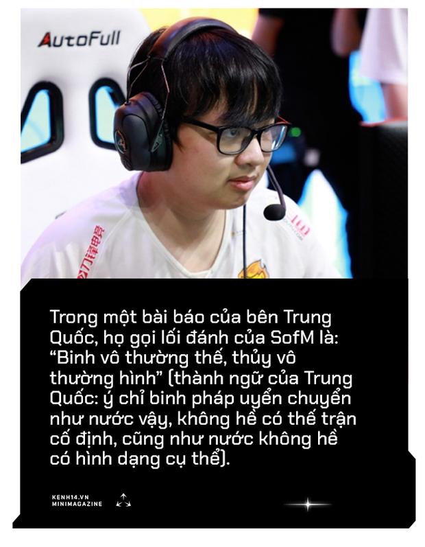 SofM: Tố chất của một thần đồng Việt Nam làm thay đổi cả lối chơi của Trung Quốc - Ảnh 9.