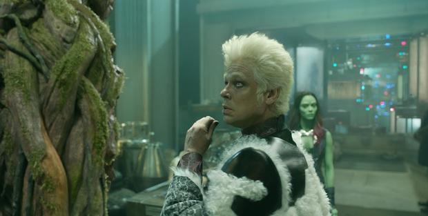 5 lần Marvel phí hoài tên tuổi nổi tiếng: Glenn Close bỗng dưng bay màu, Benicio Del Toro chỉ biết đội tóc giả khoa trương - Ảnh 1.