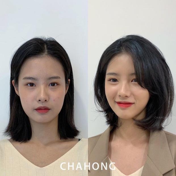 5 kiểu tóc chân ái cho nàng mặt tròn, khiến nhan sắc thanh tú như mới đi tiêm botox gọn mặt  - Ảnh 4.