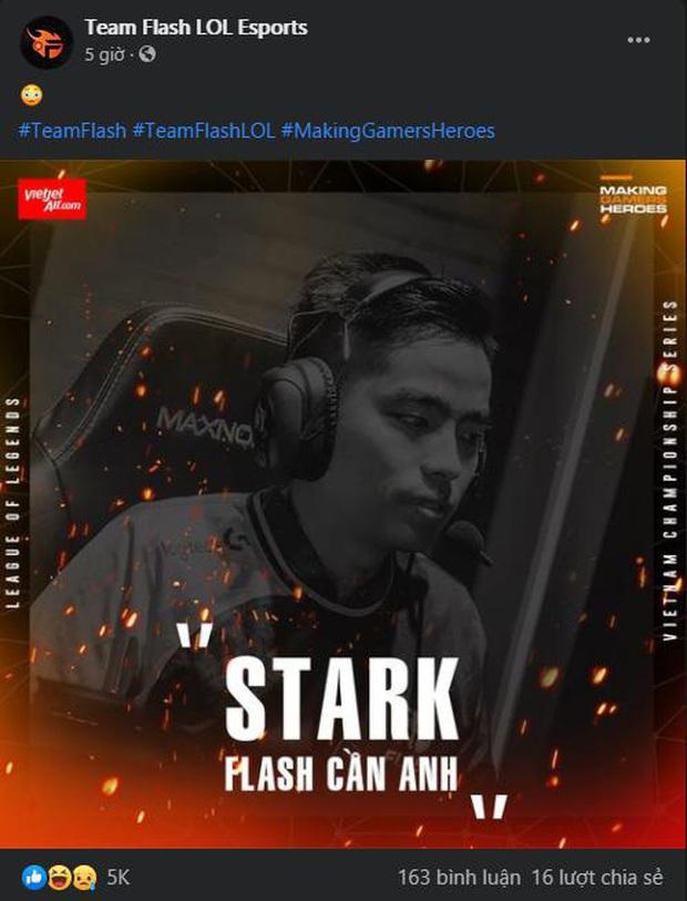 Team Flash nhá hàng tuyển thủ mới, GAM Esports đanh đá tuyên bố: Xem L nào hơn L nào! - Ảnh 5.