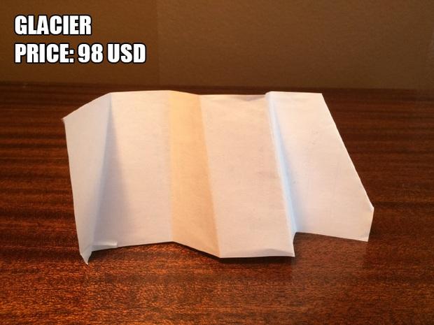 Anh chàng kiếm bộn tiền nhờ bán các kiệt tác origami phong cách cực lú lẫn - Ảnh 8.