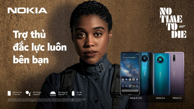 Nokia bất ngờ giới thiệu 3 mẫu smartphone mới tại Việt Nam, giá rẻ nhất 2,69 triệu đồng - Ảnh 1.
