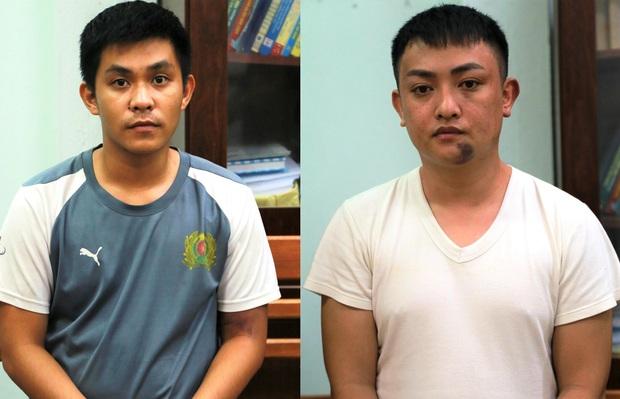 Bắt anh em họ thực hiện 28 vụ cướp giật tài sản của những phụ nữ chạy xe máy - Ảnh 2.