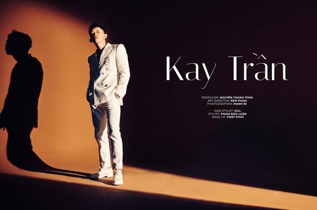 Kay Trần tung bộ ảnh đầu tiên sau khi về với Sơn Tùng M-TP: Visual lột xác, chủ tịch cưng đến mức tự tay sản xuất luôn! - Ảnh 3.