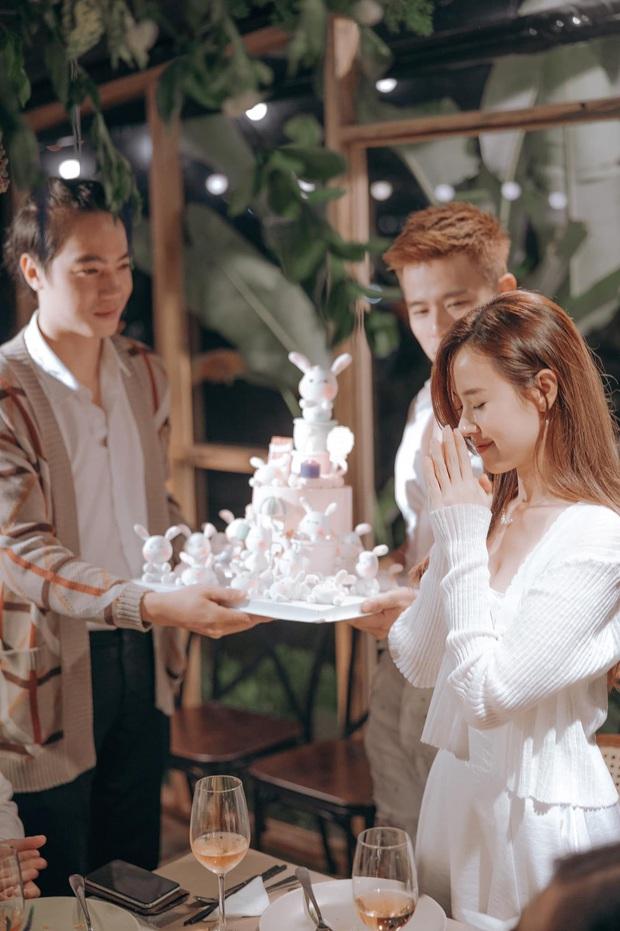 Midu lên tiếng về mối quan hệ với trai đẹp Người Ấy Là Ai sau loạt ảnh dự sinh nhật cùng nhau - Ảnh 4.