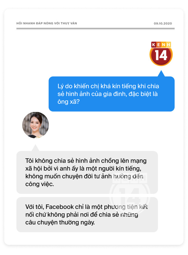 Phỏng vấn nóng Thuỵ Vân trước Bán kết HHVN: Hé lộ lý do 10 năm giữ kín diện mạo ông xã, khẳng định Hoa hậu không phải một nghề - Ảnh 17.