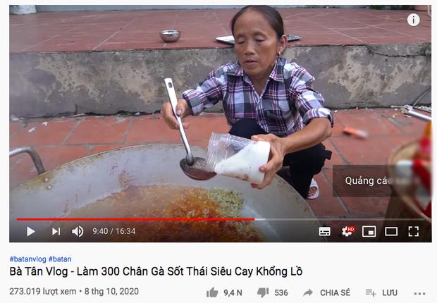 Bị nhận xét vì kênh này mà một bộ phận lo xem chứ không chịu học, Bà Tân Vlog có động thái khiến dân mạng chưng hửng - Ảnh 2.