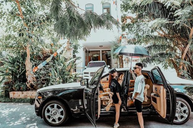 Cứ đà này Minh Nhựa sẽ debut rapper giàu nhất Việt Nam, đứng bên khối tài sản 100 tỷ gieo vần thì ai chơi lại - Ảnh 4.