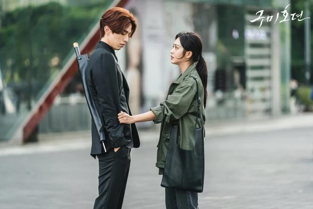Bạn Trai Tôi Là Hồ Ly: Ra mà xem Lee Dong Wook đi diệt quái vừa cộc vừa cưng, phim Hàn đang sốt hẳn là đây! - Ảnh 5.