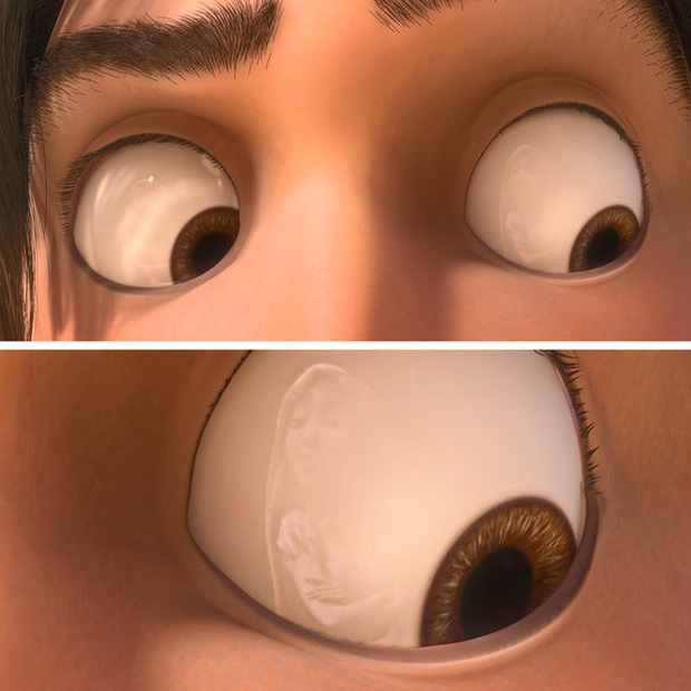 Các nhân vật trong vũ trụ Disney sẽ như thế nào ở phiên bản thực? - Ảnh 3.