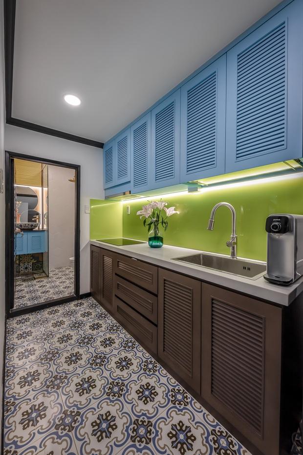 Dọn sạch bách nhà bừa bộn 85m2, hô biến y hệt resort, điểm nhấn đỉnh cao nằm ở căn bếp - Ảnh 10.