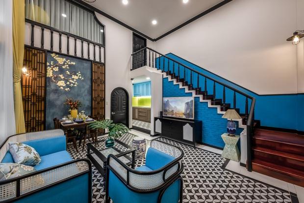 Dọn sạch bách nhà bừa bộn 85m2, hô biến y hệt resort, điểm nhấn đỉnh cao nằm ở căn bếp - Ảnh 7.