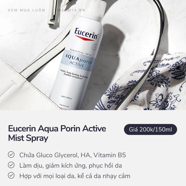 6 chai xịt cấp ẩm xịn sò chị em nên bổ sung vào quy trình skincare để da không có cửa khô căng  - Ảnh 6.