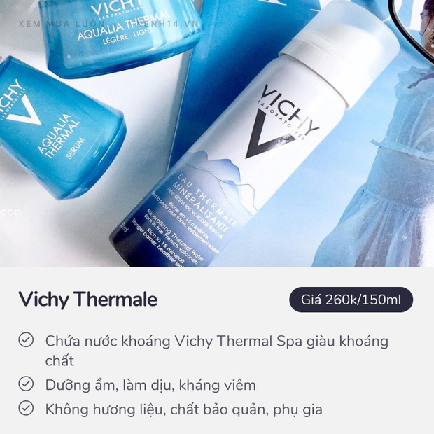 6 chai xịt cấp ẩm xịn sò chị em nên bổ sung vào quy trình skincare để da không có cửa khô căng  - Ảnh 4.