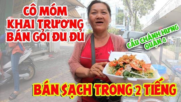 """Người phụ nữ bán ốc luộc hot nhất Sài Gòn bị dân mạng chỉ trích dữ dội vì """"tự phá bỏ lời thề"""", gian dối với khán giả YouTube? - Ảnh 4."""