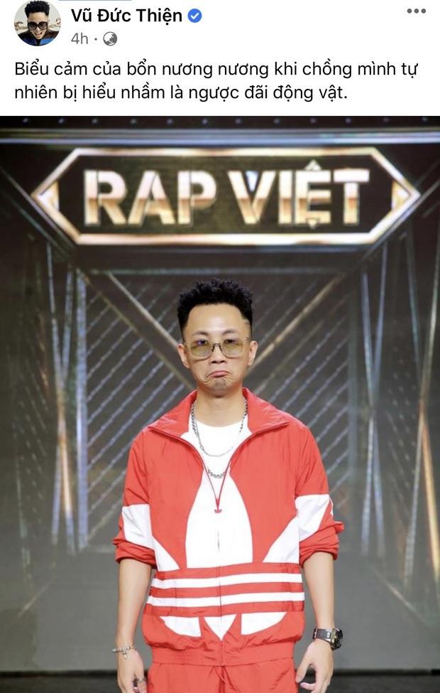 Rhymastic đăng hình thiết lập trạng thái hòa bình mới với Wowy sau gần 1 tuần căng thẳng vì drama Rap Việt - Ảnh 2.