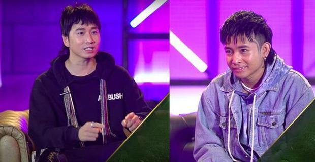 Ricky Star nói về sự khác biệt giữa Karik và BinZ - Ảnh 1.