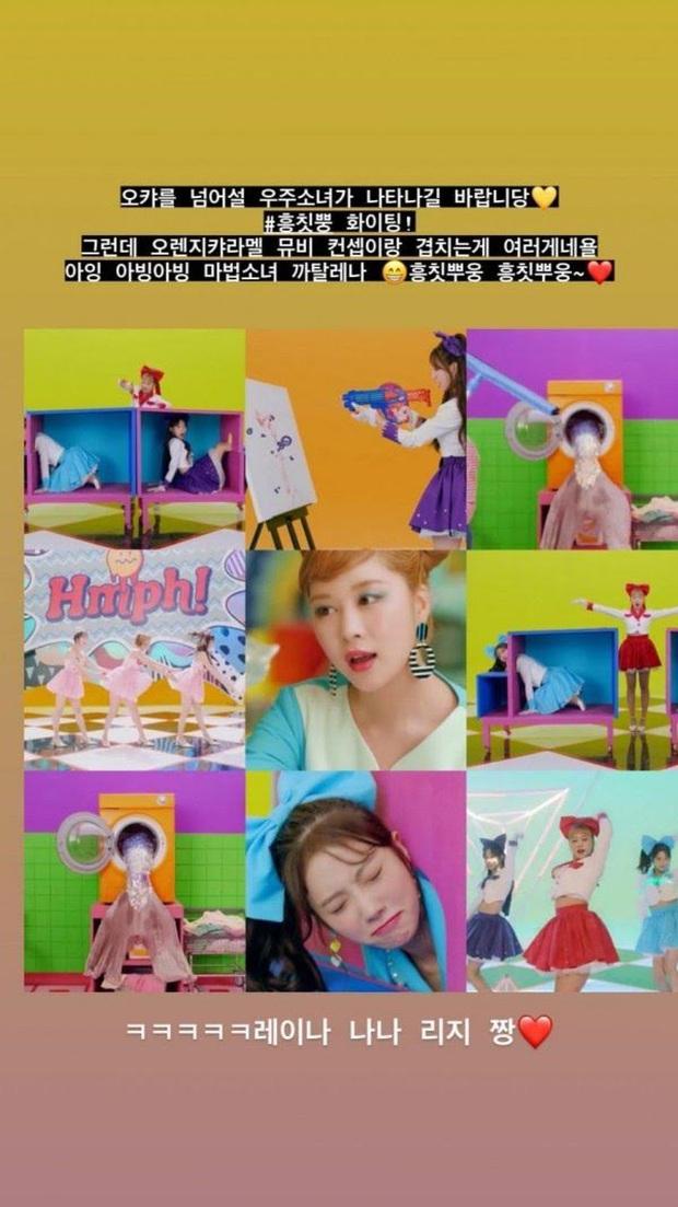 Lizzy (After School) mỉa mai đàn em sao chép concept của Orange Caramel nhưng ai ngờ bị netizen bật ngược vì quá sân si! - Ảnh 4.