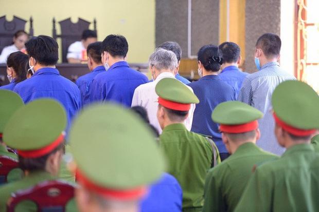 Gian lận thi cử ở Sơn La: Cựu thượng tá Công an kháng cáo kêu oan - Ảnh 1.