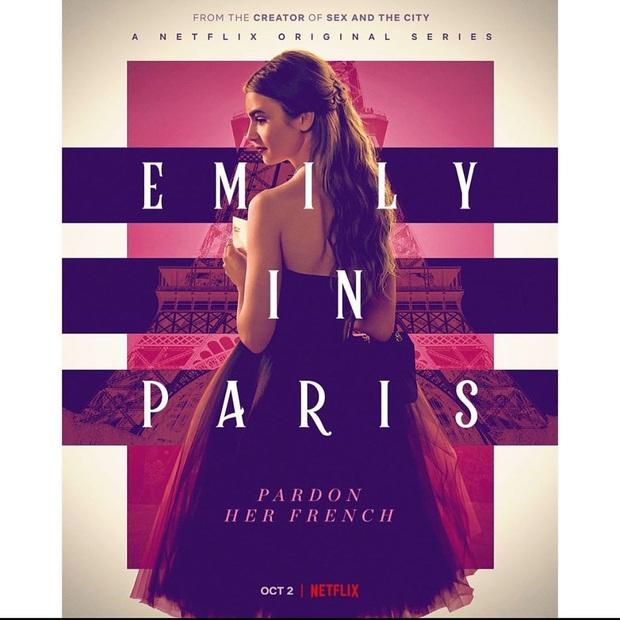 Đừng chỉ khen nữ chính, nữ phụ của Emily Ở Paris mới là quý cô chuẩn phong cách Pháp thanh lịch trong phim lẫn ngoài đời - Ảnh 2.