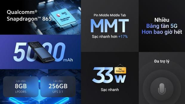 Xiaomi Mi 10T Pro ra mắt: Màn hình 144Hz, camera 108MP, Snapdragon 865, giá từ 11,9 triệu đồng - Ảnh 5.