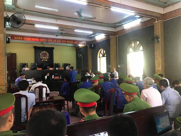 Gian lận thi cử ở Sơn La: Cựu thượng tá Công an kháng cáo kêu oan - Ảnh 5.