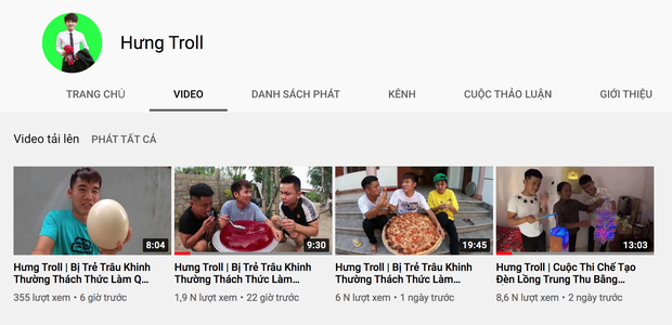 Rộ nghi vấn Hưng Vlog tiếp tục lập kênh khác sau khi bị YouTube xoá tài khoản?  - Ảnh 4.