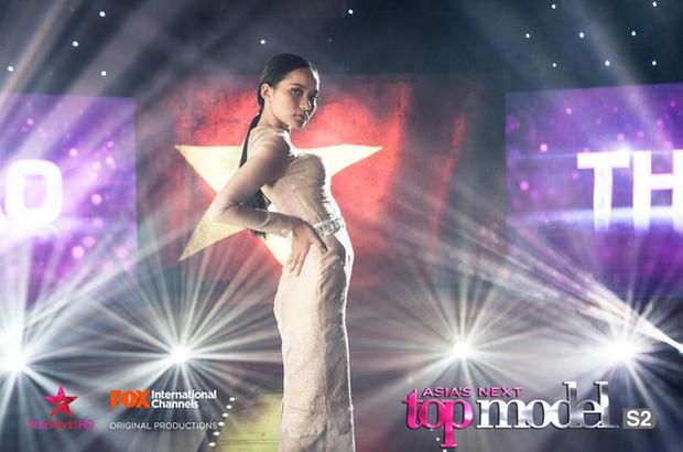 Trước khi lên cân vì sinh nở, Phan Như Thảo từng là đại diện cực thiện chiến của Việt Nam tại Asias Next Top Model - Ảnh 4.