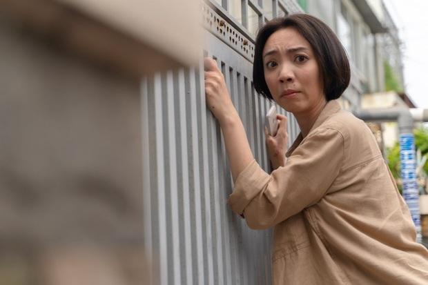 5 cảnh cười lòi rún của Chuyện Xóm Tui: Trộm vặt Thu Trang teo héo trước bé mén chủ nhà vừa ngầu vừa hài - Ảnh 11.