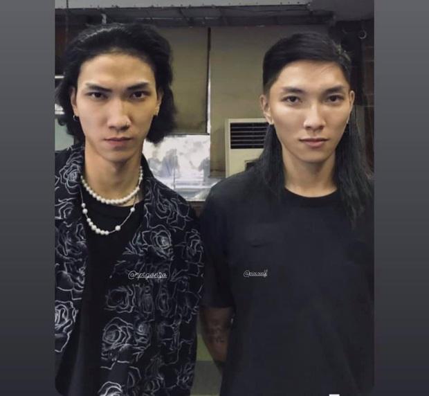 Trai đẹp team Binz trình bày nỗi khổ tâm của hội có khuôn mặt đại trà, fan soi ra chàng rapper còn giống cả BB Trần - Ảnh 3.