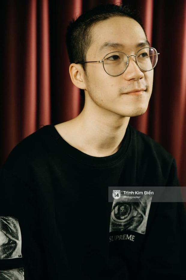Trai đẹp team Binz trình bày nỗi khổ tâm của hội có khuôn mặt đại trà, fan soi ra chàng rapper còn giống cả BB Trần - Ảnh 4.