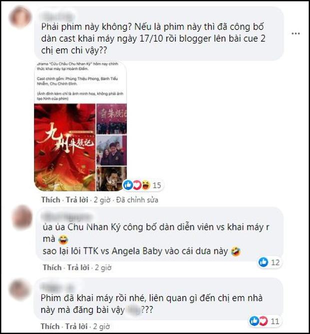 Chưa kịp hóng Thái Từ Khôn - Angelababy kết hợp, fan đã khui ra đây là cú lừa 180 độ từ NSX? - Ảnh 3.