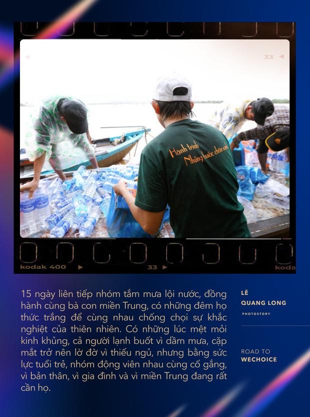 """Chuyện về nhiếp ảnh gia 9X cứu trợ bà con mùa lũ: """"Trong từng cơn tuyệt vọng, người miền Trung đều cố thoát ra để vươn tới những ngày mới tốt đẹp hơn"""" - Ảnh 5."""
