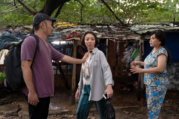 Chuyện Xóm Tui: Thu Trang nhóm lửa phim Việt với câu chuyện lòng tốt từ cái nghèo, hạng 1 top trending là xứng đáng! - Ảnh 8.