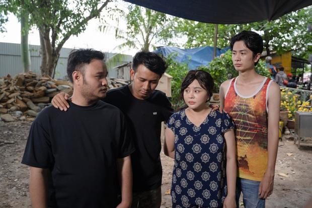 Chuyện Xóm Tui: Thu Trang nhóm lửa phim Việt với câu chuyện lòng tốt từ cái nghèo, hạng 1 top trending là xứng đáng! - Ảnh 4.