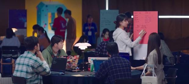 Ơ hình như Start Up có thể kết thúc ở tập 5 nếu Suzy dùng phần mềm vừa sáng tạo để bóc phốt Nam Joo Hyuk? - Ảnh 1.