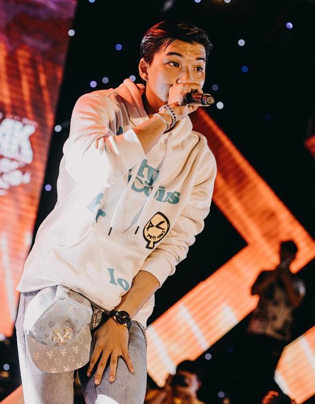 HIEUTHUHAI khẳng định: Việc tăng cát-xê của rapper là sự thật. Đó là sự tưởng thưởng xứng đáng cho nhạc Rap - Ảnh 1.