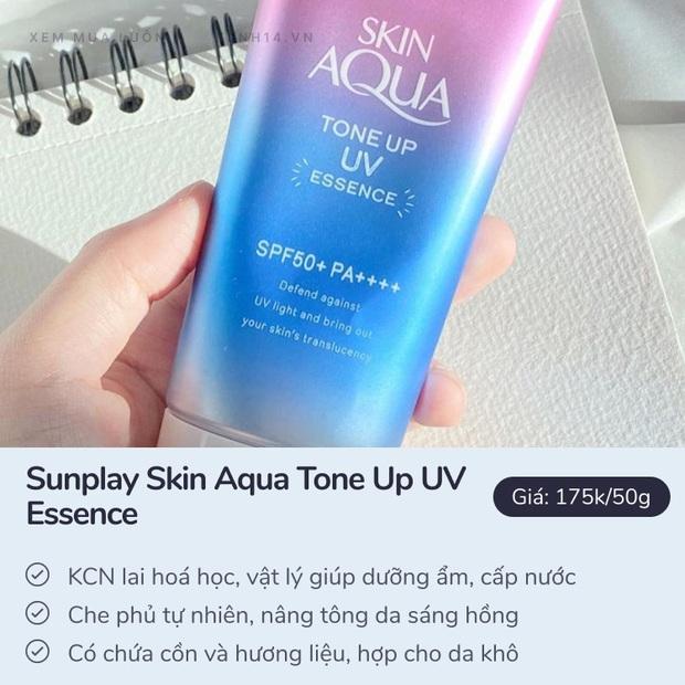 5 kem chống nắng kiêm kem lót hội chăm makeup chắc chắn sẽ ưng - Ảnh 10.