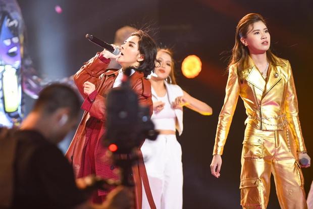 Lona chính thức dừng chân tại King Of Rap, Pháo - HIEUTHUHAI dắt tay vào Chung kết - Ảnh 2.