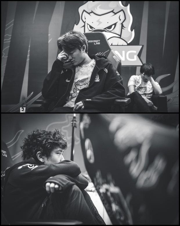 SwordArt và SofM bật khóc, cả đội Suning như mất hồn sau thất bại Chung kết CKTG 2020 - Ảnh 5.