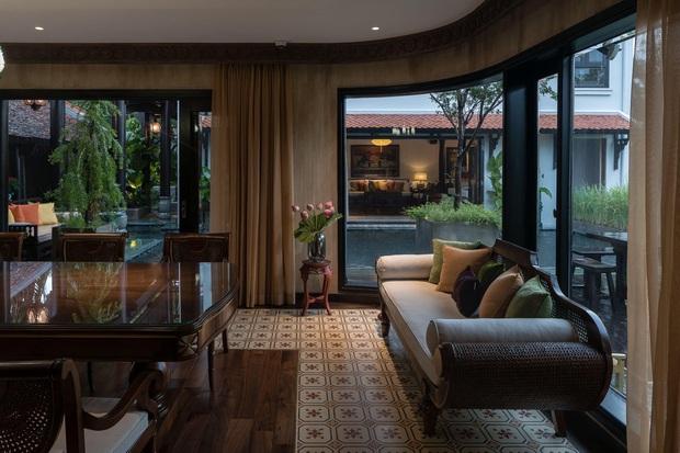 Ngôi nhà 400m2 tại Thảo Điền - Quận 2 được thiết kế từ ngôi biệt thự cổ, không gian thiên nhiên mê đắm lòng người - Ảnh 7.