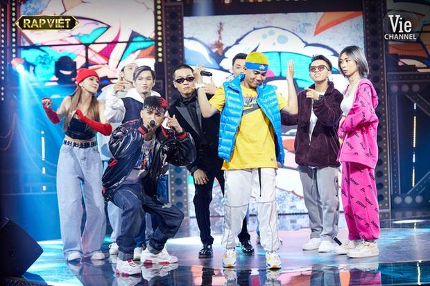 Nhóm rap OTD có gì: Ricky Star - Lăng LD dắt tay nhau vào Chung kết Rap Việt, Obito sở hữu hit 73 triệu view và nhiều hơn thế - Ảnh 5.