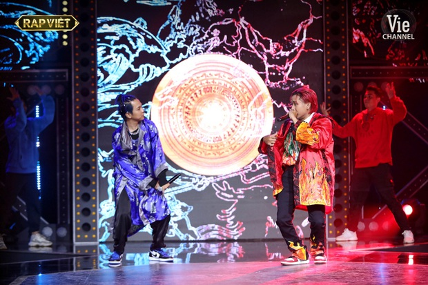 Nhóm rap OTD có gì: Ricky Star - Lăng LD dắt tay nhau vào Chung kết Rap Việt, Obito sở hữu hit 73 triệu view và nhiều hơn thế - Ảnh 4.
