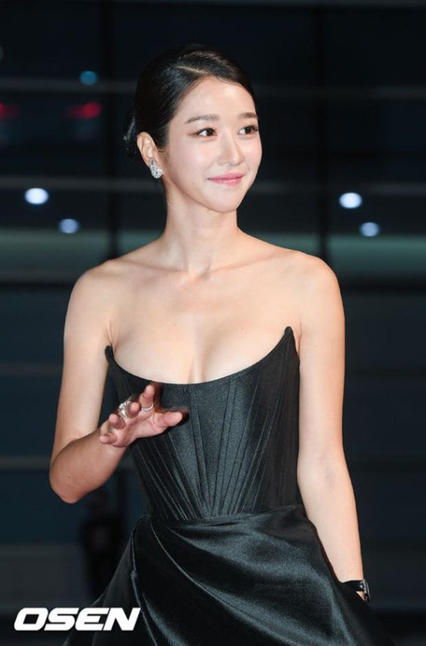 Ảnh photoshop điên nữ Seo Ye Ji gây sốt: Hóa Nữ thần Kim Ưng lộng lẫy hút hồn, sánh ngang với Địch Lệ Nhiệt Ba - Ảnh 7.
