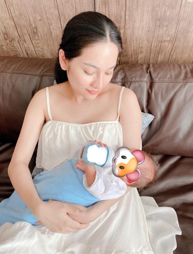 Cuối cùng Sara Lưu cũng công khai clip cận mặt quý tử song sinh, còn thông báo nhập hội bà mẹ thiếu nghị lực của năm - Ảnh 7.