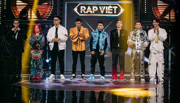 Tlinh bám sát GDucky trên BXH yêu thích, Rap Việt sẽ có Quán quân nữ ngay mùa đầu tiên? - Ảnh 1.